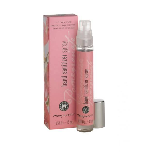 Mangiacotti Hand Sanitizer Spray