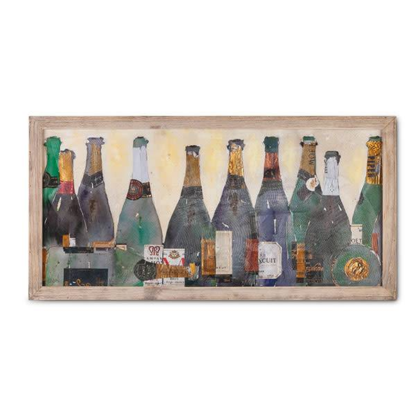 Cool Wine Canvas Art