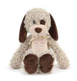 Fleurish Home Big Sister Puppy Gift from New Baby