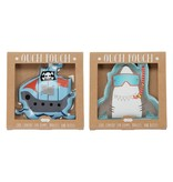 Mudpie SHARK OUCH POUCH (2 STYLES)