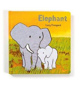 Jellycat Elephant Board Book