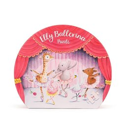 Jellycat Elly Ballerina Puzzle