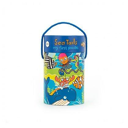 Jellycat Sea Tails Puzzle