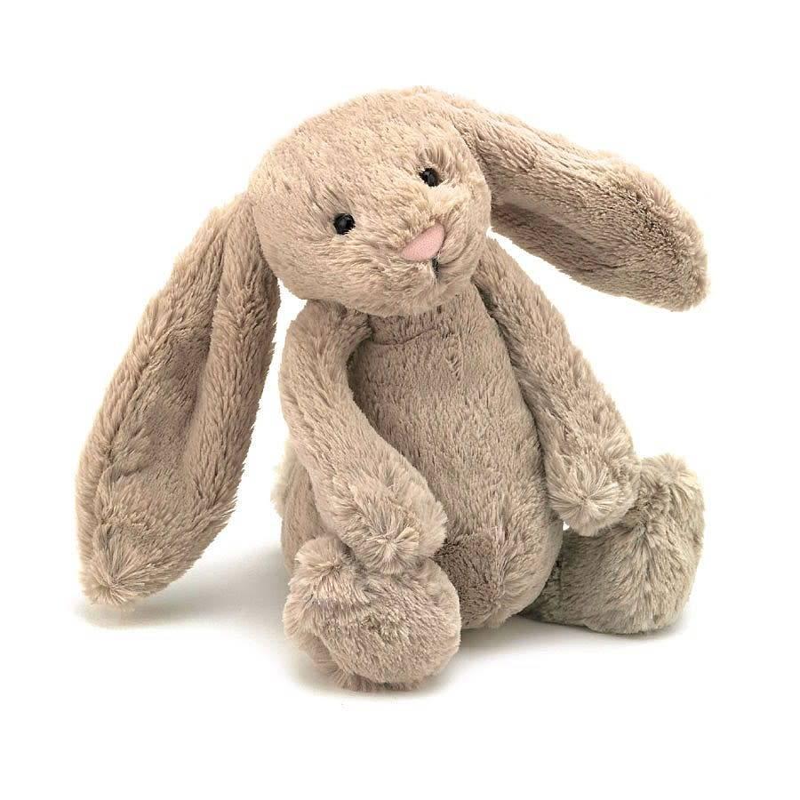 Jellycat Bashful Beige Bunny Baby