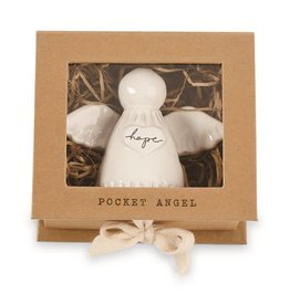 Mudpie HOPE POCKET ANGEL