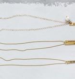 Fleurish Home Snarky Necklace