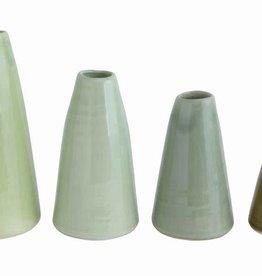 Fleurish Home SM Mint Terra-cotta Vase