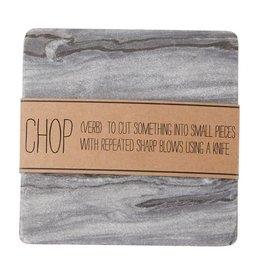 Mudpie CHOP MARBLE BOARD