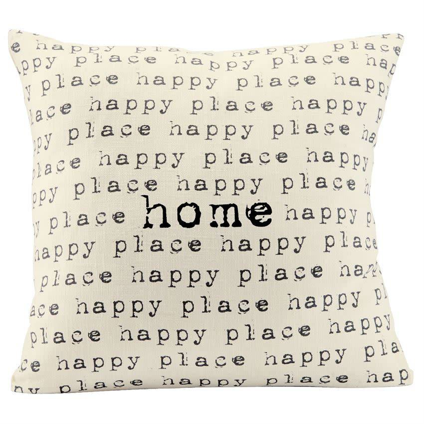 Mudpie HOME REPEATED PILLOW
