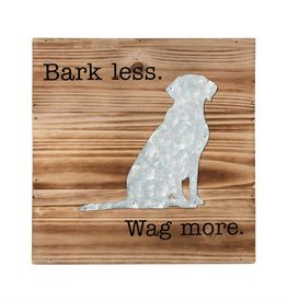 Mudpie BARK LESS PLAQUE