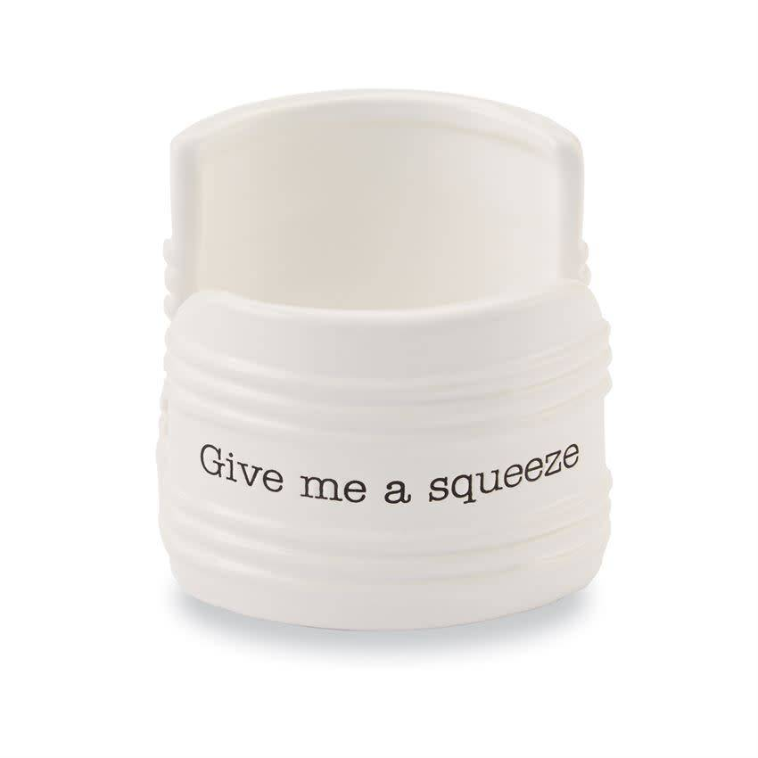 Mudpie GIVE A SQUEEZE SPONGE HOLDER