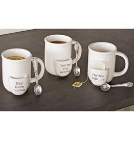 Mudpie HOT TEA CUP SET