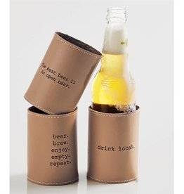 Mudpie BEER BREW DRINK SLEEVE WRAP