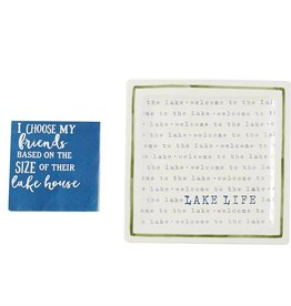 Mudpie LAKE LIFE BOXED SET