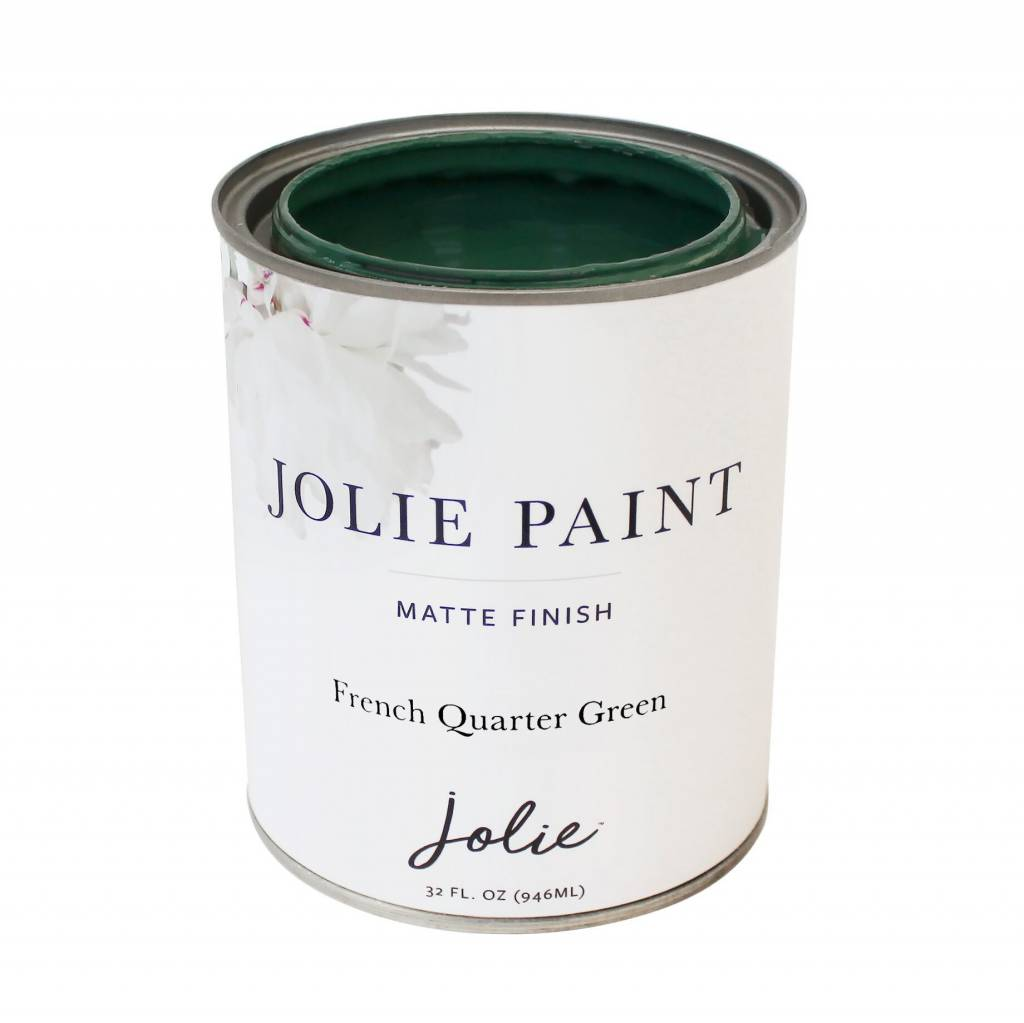Jolie Home French Quarter Green Matte Finish Paint