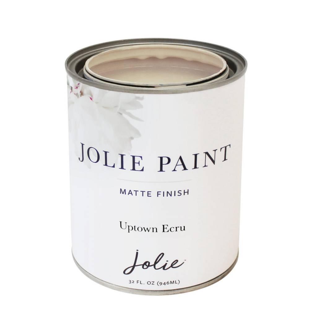 Jolie Home Uptown Ecru Matte Finish Paint