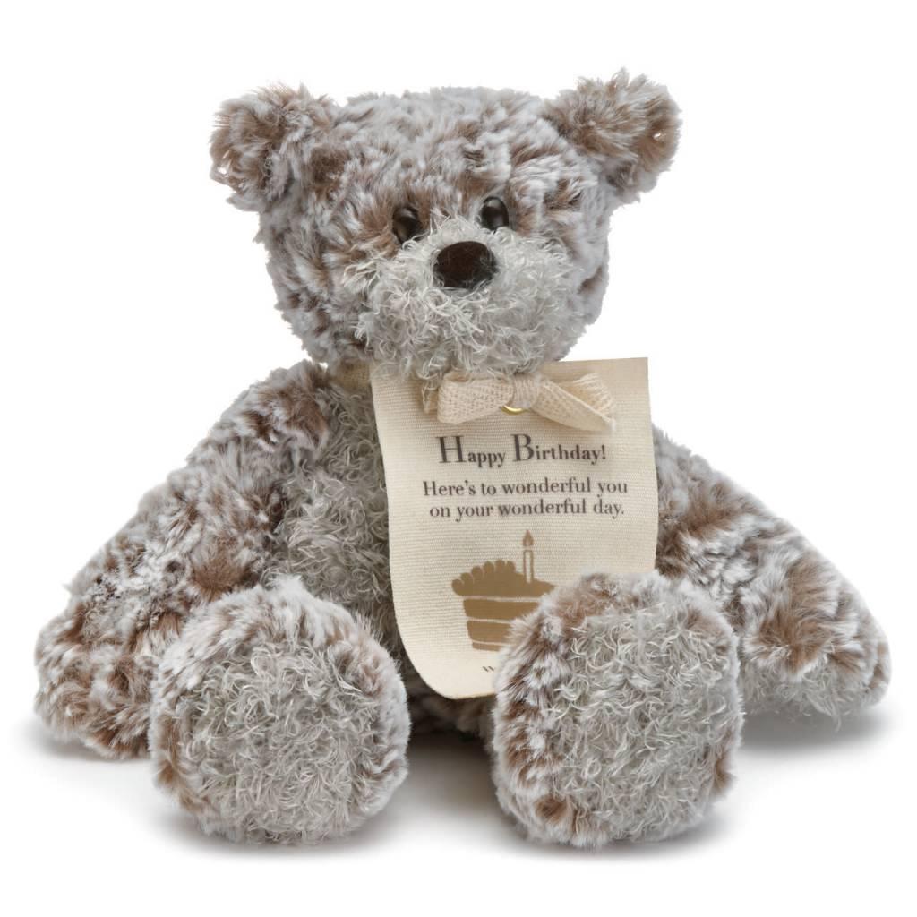 Fleurish Home Happy Birthday Mini Giving Bear *last chance
