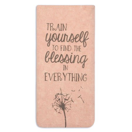 Fleurish Home Find the Blessing Glasses Case