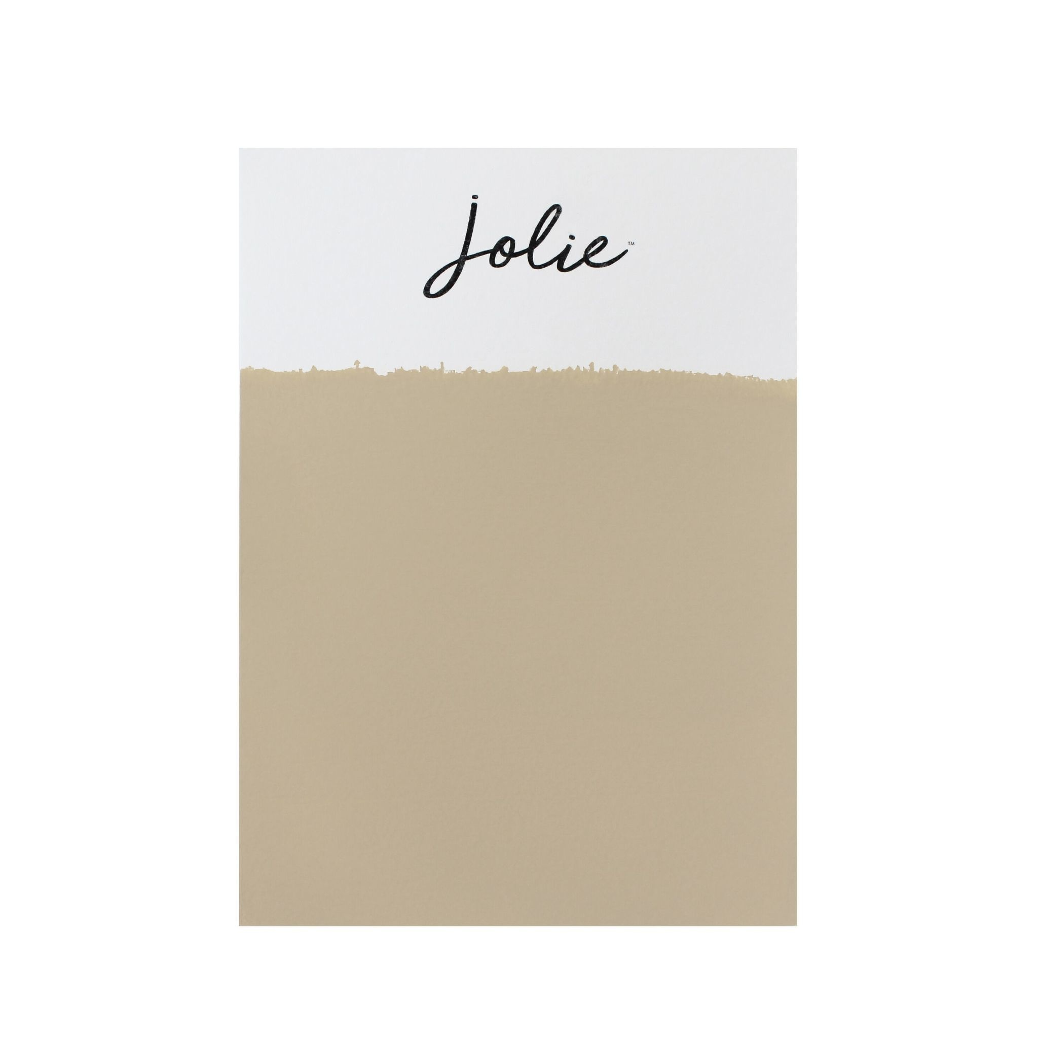 Jolie Home Farmhouse Beige Matte Finish Paint