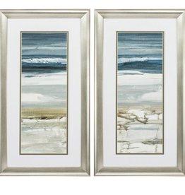 Fleurish Home Horizon 27x15 (Choice of 2 Images)