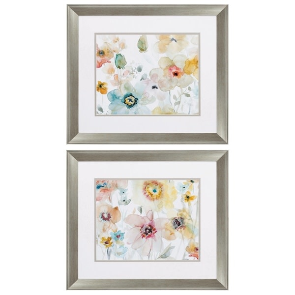 Fleurish Home Soft Spring 19x22 (Choice of 2 Images)