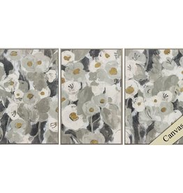 Fleurish Home Velvety Florals 20x13 (Choice of 3 Images)