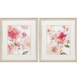 Fleurish Home Peonies Roses 21x18 (Choice of 2 Images)