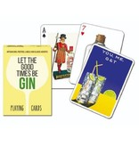 Fleurish Home Playing Cards Deck Let The Good Times Be Gin