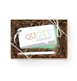 Fleurish Home Quote Keeper *last chance