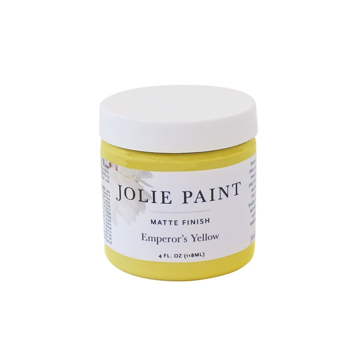 Jolie Home Emperor's Yellow Matte Finish Paint