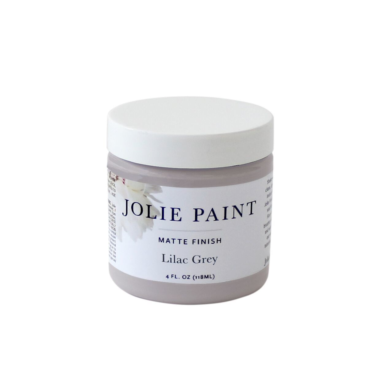 Jolie Home Lilac Grey Matte Finish Paint