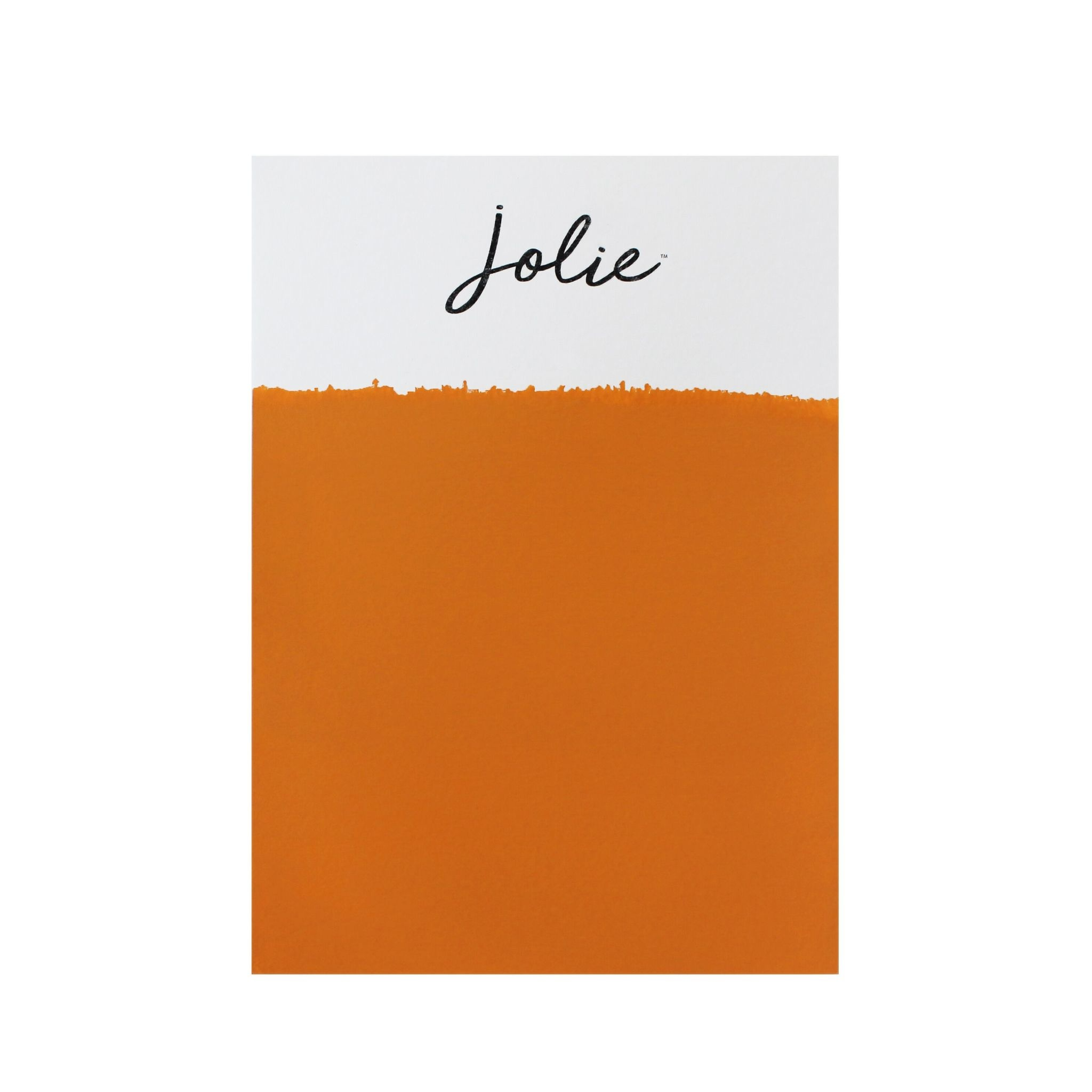 Jolie Home Urban Orange Matte Finish Paint