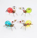 Fleurish Home Summer Solar Garden Bug (4 asst)