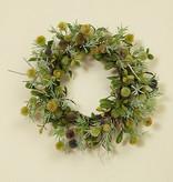 Summer Succulent Wreath
