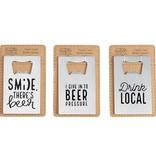 Mudpie CREDITCARD BOTTLE OPENERS (Choice of 6 Designs) *last chance