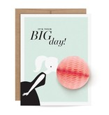 Fleurish Home Bubble Gum Pop Up Card