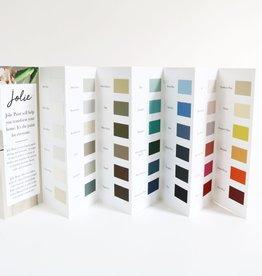 Jolie Home Jolie Color Card