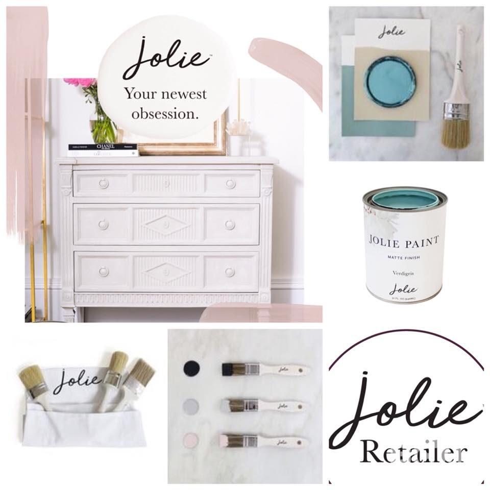 Fleurish Home Workshop: Jolie Furniture Painting Certification Course Class