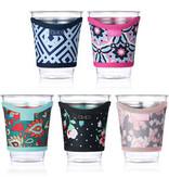 Fleurish Home Neoprene Cup Coozie