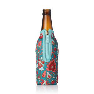 Fleurish Home Neoprene Bottle Coozie Paisley