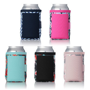 Fleurish Home Neoprene Pocket Can Coozie