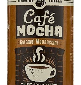 Fireside Coffee Co. Caramel Mochaccino Cafe Mocha