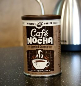 Fireside Coffee Co. Toasted Coconut Cafe Mocha