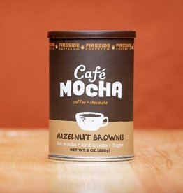 Fireside Coffee Co. Hazelnut Brownie Cafe Mocha *last chance