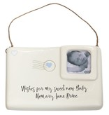Mudpie BOY SWEET NOTES ORNAMENT