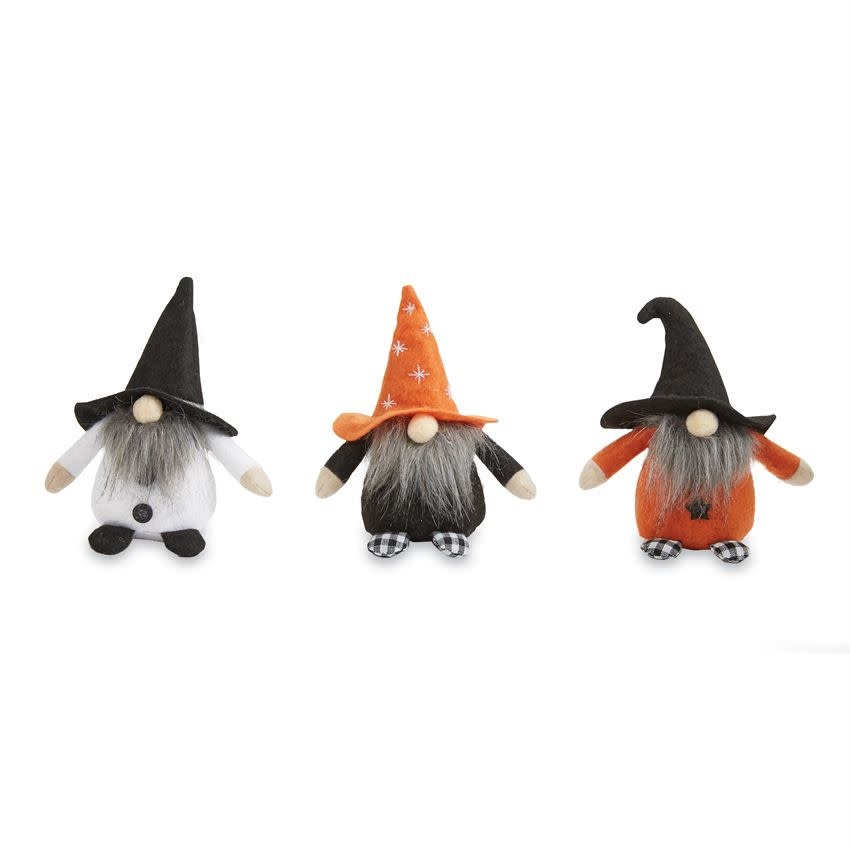 Mudpie Halloween Gnome Sitters (choice of 3 styles) **