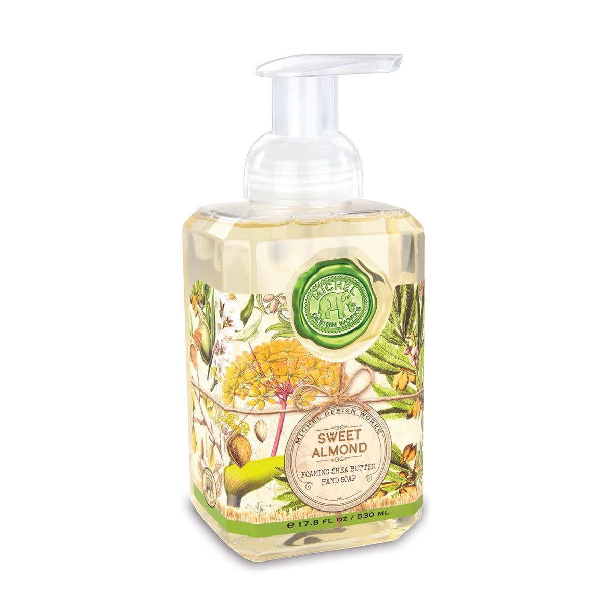 Michel Design Works Sweet Almond Foamer Soap