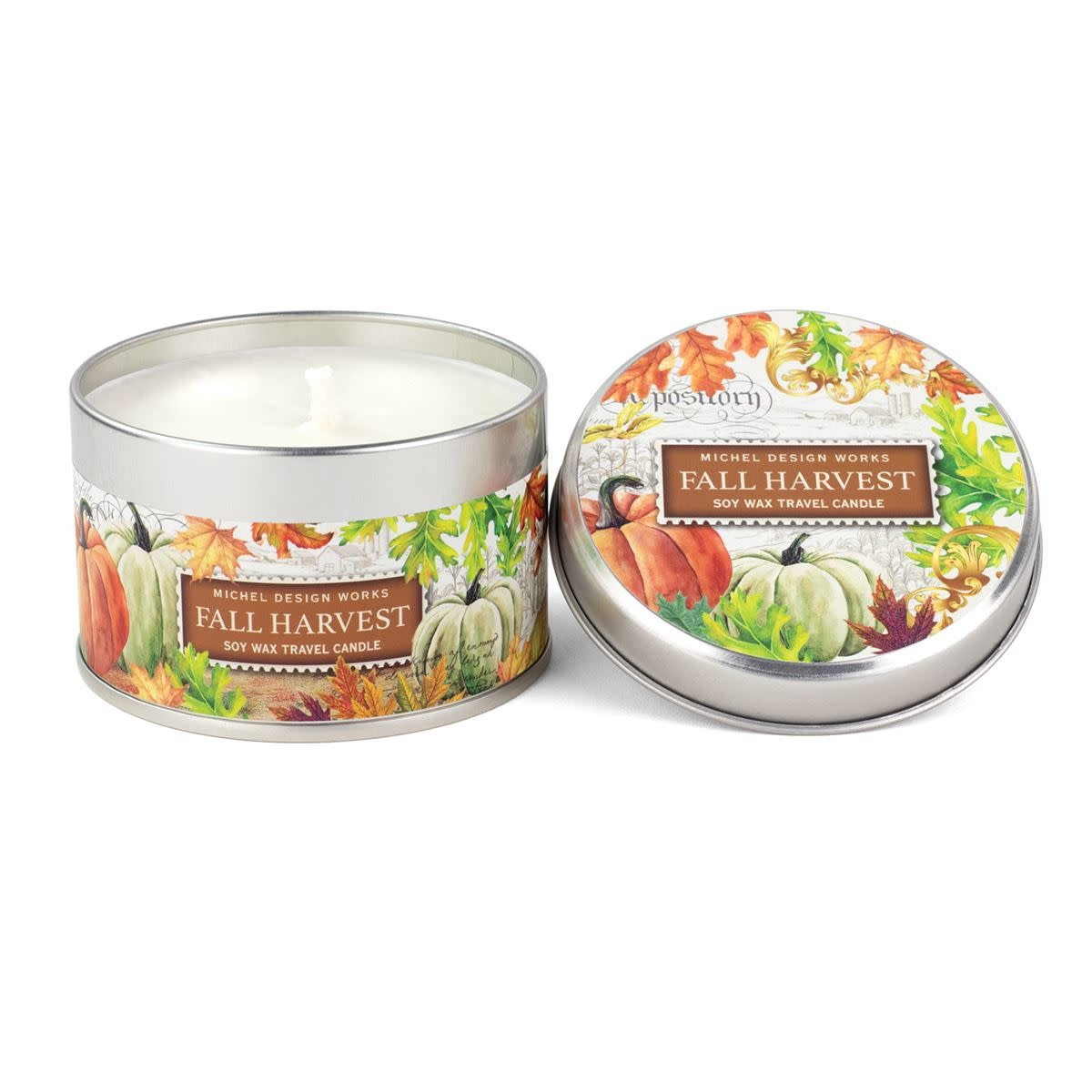Michel Design Works Fall Harvest Travel Candle