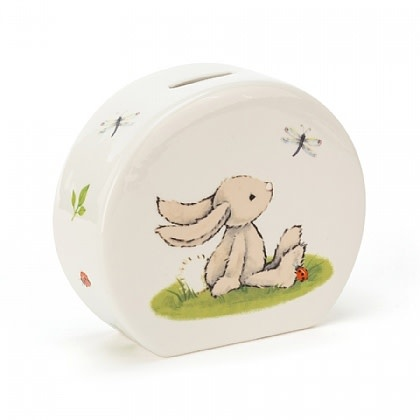 Jellycat My First Bunny Money Box *last chance