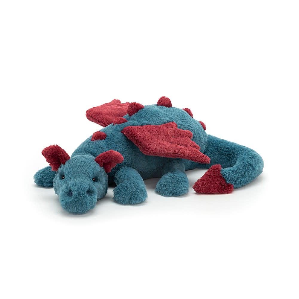 Jellycat Dexter Dragon Medium